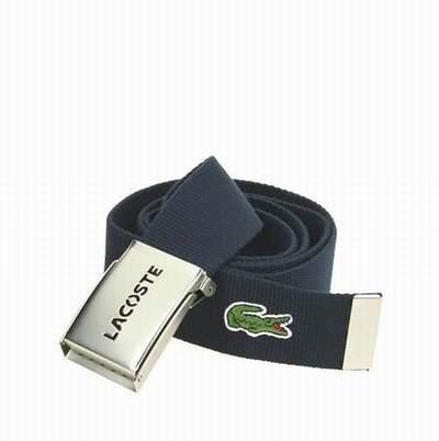 ceinture lacoste sans boucle,ceinture lacoste blanche,ceintures lacoste  femme 6e73f16514a
